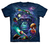 Youth: Tami Alba- Cosmic Chimp T-Shirt