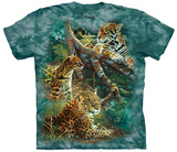 Jan Martin Mcguire- Three Jungle Cats Shirts