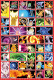 Pokemon- Moves Posters