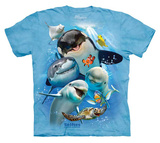 Youth: Howard Robinson- Ocean Selfie Shirt