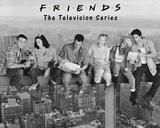 Friends- On Girder Poster
