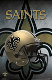 NFL: New Orleans Saints- Logo Helmet 16 Prints
