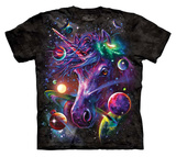 Youth: Tami Alba- Unicorn Cosmos T-Shirt