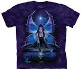 Anne Stokes- Immortal Flight T-shirt