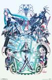 Hatsune Miku- Hello Posters