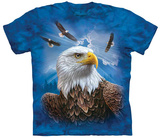 D. Neshev- Guardian Eagle Skjorte
