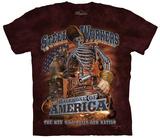 John Lean- Steel Workers Skjorte