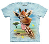 Youth: Howard Robinson- Giraffe Selfie T-Shirt