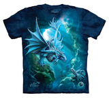 Youth: Anne Stokes- Sea Dragon Shirt