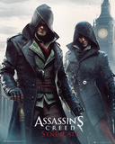 Assasins Creed Syndicate- Gang Members Affiche