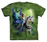 Youth: Anne Stokes- Realm Of Enchantment T-Shirt