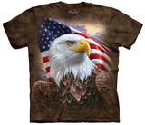 D. Neshev- Independence Eagle T-Shirt