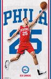NBA: Philadelphia 76ers- Ben Simmons 16 Posters
