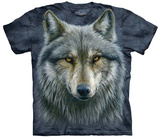 Jeremy Paul- Warrior Wolf T-Shirt