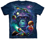 Tami Alba- Cosmic Chimp T-shirts