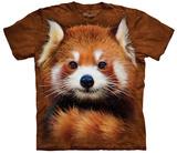 David Penfound- Red Panda Portrait T-skjorter