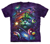Youth: Tami Alba- Cosmic Cat Shirts