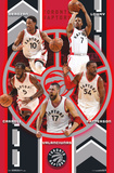 NBA: Toronto Raptors- Team 16 Prints