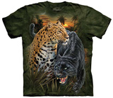 D. Neshev- Two Jaguars T-Shirt