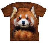 Youth: David Penfound- Red Panda Portrait Tshirts