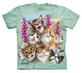 Youth: Howard Robinson- Kitten Selfie T-Shirt