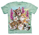 Youth: Howard Robinson- Kitten Selfie T-Shirt