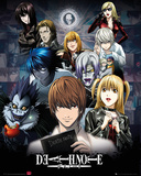 Death Note- Collage Print