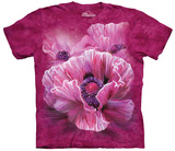 Carol Cavalaris- Poppies T-Shirt