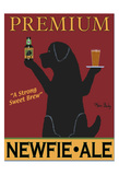 Newfie Premium Ale Limited Edition by Ken Bailey
