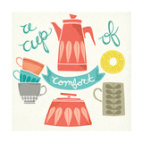 A Cup of Comfort Prints by Mary Urban