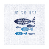 Sunday on the Coast V Prints by Pela Studio