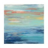 Sunset Beach I Prints by Silvia Vassileva