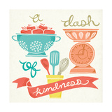 A Dash of Kindness Posters by Mary Urban