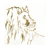 Gilded Lion Prints by Chris Paschke