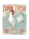 Farm Nostalgia III Posters by Danhui Nai