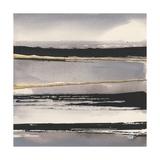 Gilded Grey I Print by Chris Paschke
