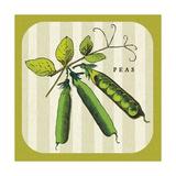 Linen Vegetable IV Prints by  Studio Mousseau