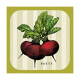 Linen Vegetable I Poster by  Studio Mousseau