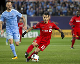 Mls: Playoffs-Toronto FC at New York City FC Photo by Winslow Townson