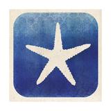 Watermark Starfish Art by  Studio Mousseau
