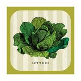Linen Vegetable II Prints by  Studio Mousseau