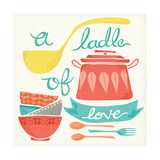 A Ladle of Love Art by Mary Urban