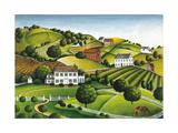 David Carter Brown - Apple Valley Umělecké plakáty