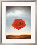 Rose Meditative, c.1958 Art by Salvador Dalí