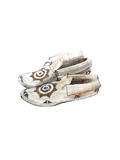 Indian Moccasins Prints by Avery Tillmon