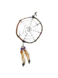 Indian Dreamcatcher Print by Avery Tillmon