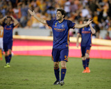 Mls: New York City FC at Houston Dynamo Photo by Erich Schlegel