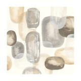 Neutral Stones I Poster van Chris Paschke