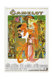 Camelot, 1967 Giclee Print