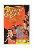 Charleys Aunt, 1930 Giclee Print